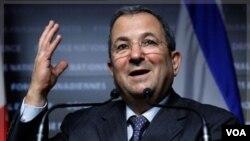 El ministro de Defensa de Israel, Ehud Barak, dijo que Israel no está considerando en la actualidad un ataque contra las instalaciones nucleares de Irán.