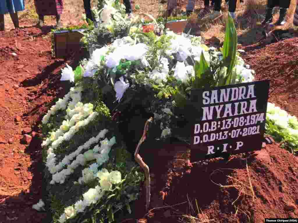 Sandra Nyaira