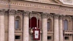Papa condena persecución contra el cristianismo