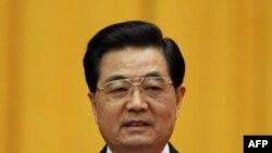 Президент Китаю Ху Цзіньтао