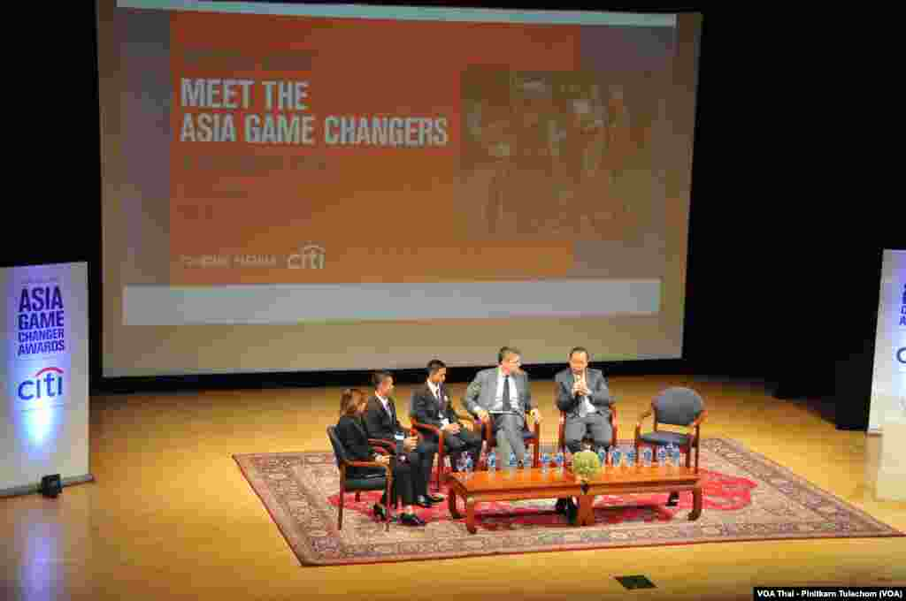 Thai cave rescuers Asia Society