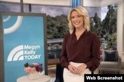 میگن کلی امروز، در شبکه ان بی سی Photo: NBC