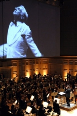 Keith Lockhart leads the Boston Pops in a tribute to Leonard Bernstein.