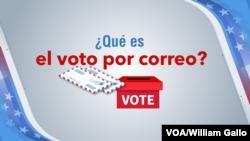 voto por correo gráfico