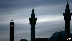 Imam Mohammed Nurain Ashafa Da Pastor James Wovel Wuya Sun Amsa Tambayoyi Akan Samun Zaman Lafiya Tsakanin Musulmi Da Kirista A Nigeria