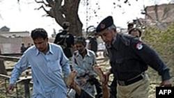 در حمله انتحاری در پاکستان شش تن کشته شدند