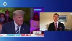 Трамп против Байдена и предложение Путина США