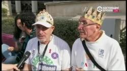 Вместе против СПИДа: акция Aids Walk в Лос-Анджелесе
