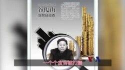 """火墙内外:""""军中巨贪""""谷俊山涉嫌贪贿案被提起公诉"""