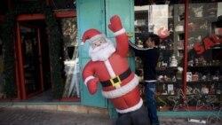 بيت اللحم در آستانه کريسمس آرام است
