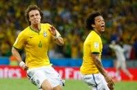 Brésil - Colombie.
