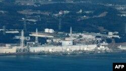 Khu nhà máy hạt nhân Fukushima Daichi