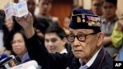 菲律賓總統特使拉莫斯在香港(2016年8月12日)