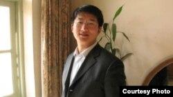 北京基督徒维权律师张凯 (微博图片 )