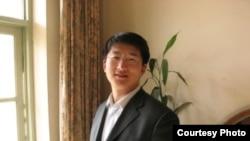 北京基督徒維權律師張凱 (微博圖片 )