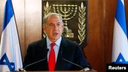 PM Israel Benjamin Netanyahu kembali mendesak agar sanksi internasional atas Iran diperkuat (foto; dok).
