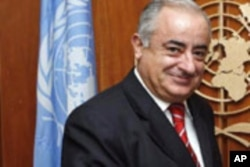 Victor Angelo, UN Secretary General's Representative to Chad and CAR