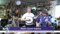 Le banjo une mixture de la culture noire et blanche aux Etats-Unis