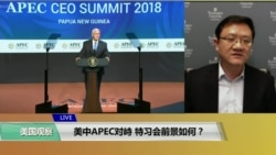 """专家视点(马钊):美中APEC对峙,""""特习会""""前景如何?"""