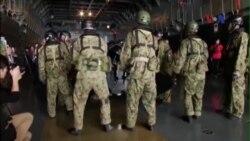 Các nước láng giềng của TQ tăng cường sức mạnh quân sự