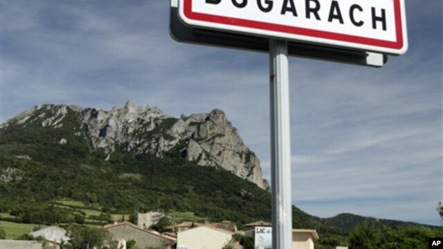 France Mountain Pic De Bugarach 2011 111111