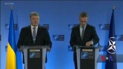 Генсек НАТО: Альянс передає українським збройним силам комунікаційне обладнання. Відео