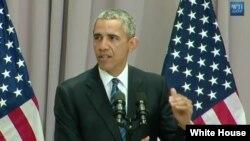 Presiden Barack Obama (Foto: dok).