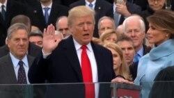 Betimi i Presidentit të Shteteve të Bashkuara, Donald Trump