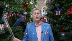 Справжній «Містер Свято»: вашингтонець декорує свій будинок, щоб розвеселити сувору столицю. Відео