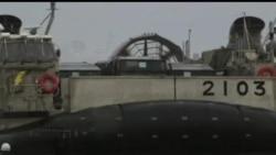 2013-06-12 美國之音視頻新聞: 美日在加州進行聯合奪島演習