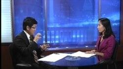 VOA卫视海峡论谈专访台湾民进党国际事务部主任刘世忠