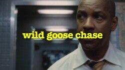 Học tiếng Anh qua phim ảnh: Wild goose chase - Inside Man (VOA)