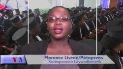 Ayiti–Jistis: Yon Pwomosyon Tou Nèf Etidyan an Majistrati Diplome Vandredi 9 Desanm 2016 la nan Petyon-Vil