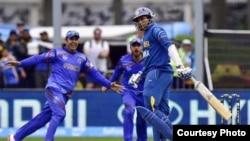 دیلشان نقش عمدۀ در پیروزی امروز سریلانکا در برابر افغانستان داشت