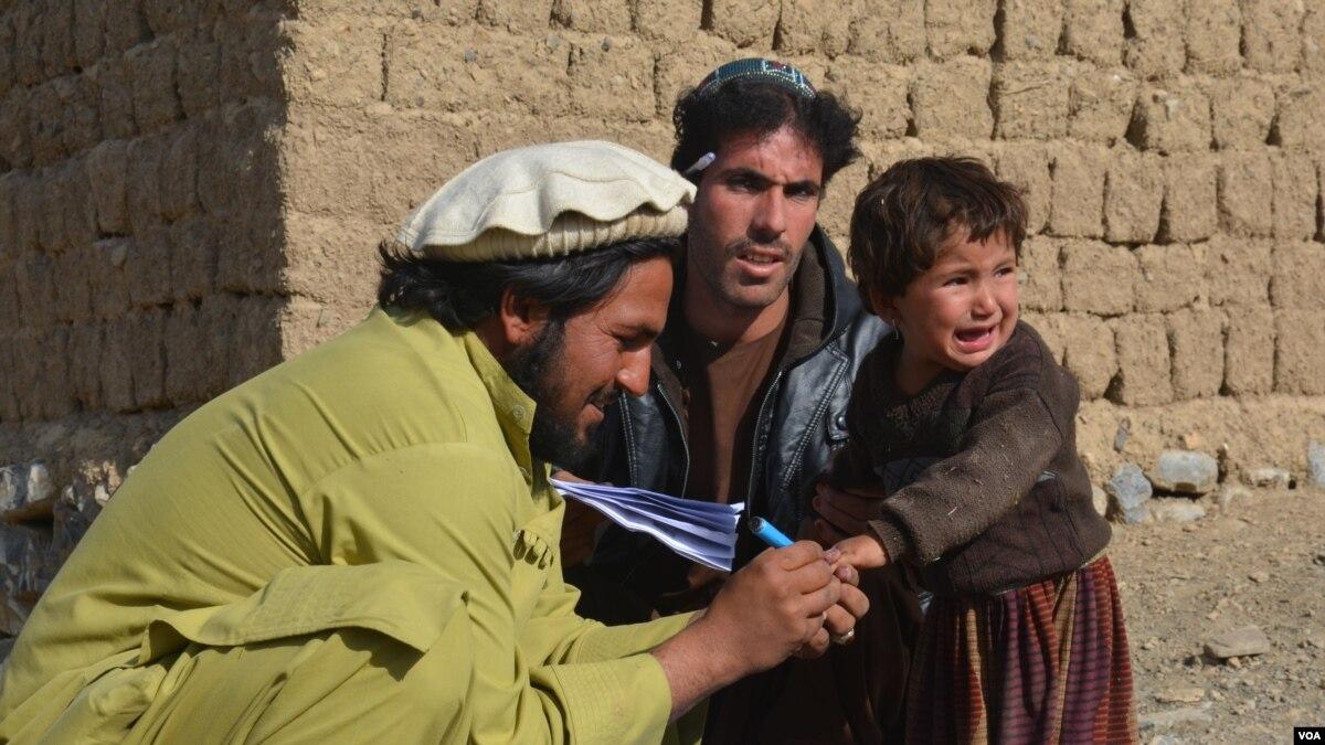 وزارت صحت: بیش از ۶ میلیون کودک واکسین میشوند