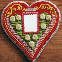 An example of Croatian gingerbread
