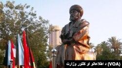 """سید جمال الدین افغان د """"ختیځ نابغه"""" هم بلل کیږي"""
