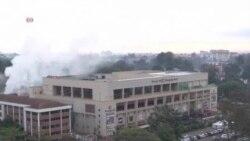 救援人員繼續尋找內羅畢商廈襲擊死難者屍體