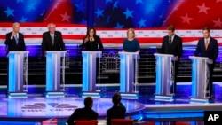 Дебата на демократите во Мајами