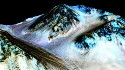 Test - Study: Ice clouds may have allowed running water on Mars