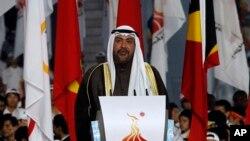 Chủ tịch Hội đồng Olympic Á châu, ông Sheikh Ahmad, thừa nhận rằng Trung Ðông ra tranh đăng cai Olympic vào lúc này sẽ lại trở thành tâm điểm thu hút chỉ trích.