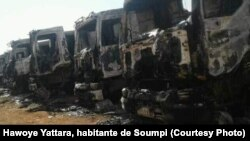 Jihadisti dankari Soumpi, Niafunke mara la