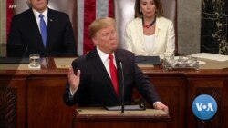 Trump Delivers State of the Union Address to a Divided Congress