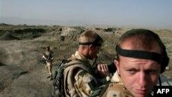 Солдати коаліційних сил в Афганістані