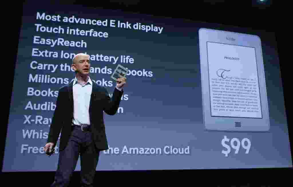 """A pesar de su buen precio, una de las críticas al """"Kindle Fire"""" es que no trae micrófono, ni cámara."""