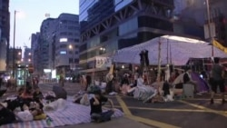 Hong Kong Protests CNPK