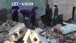 Mu majyaruguru ashyira uburasirazuba bwa Nijeriya umugore yiturikijeho bombe yica abantu 8 abandi 15 barakomereka