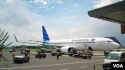 Bandara Adisucipto di Yogyakarta. (Foto: Dok)