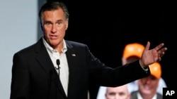 Arhiva - Bivši republikanski predsjednički kandidat, Mitt Romney, na predizbornom mitingu tokom kampanje, Utah, 24. avgusta 2018.