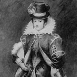"Some call Pocahontas ""Virginia's First Lady """